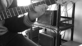 Pearl Jam - Porch (guitar cover)