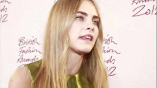 Cara Delevingne - One Way Or Another (Teenage Kicks)