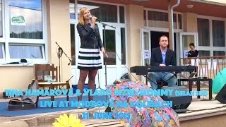 Tina Hamarova & Vlado Bizik: Mommy (Selah Sue), Live 2015