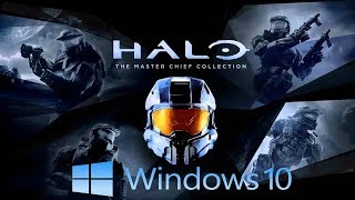 Halo The Master Chief Collection llegará a PC