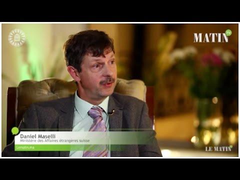 En direct de la COP: Daniel Maselli,  représentant du Ministère des Affaires étrangères Suisse