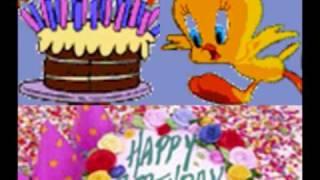 Happy birthday(song)/ Feliz cumpleaños(cancion) (English&Spanish)