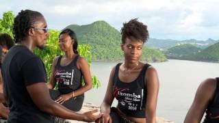 Koma Fest 2016- Kizomba Saint Lucia - Gata Morena - Sept 2nd to 4th