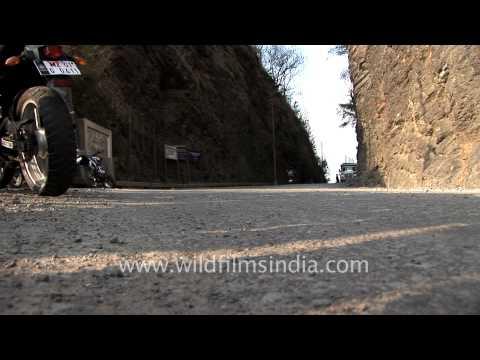 Gateway to Aizawl city , Mizoram
