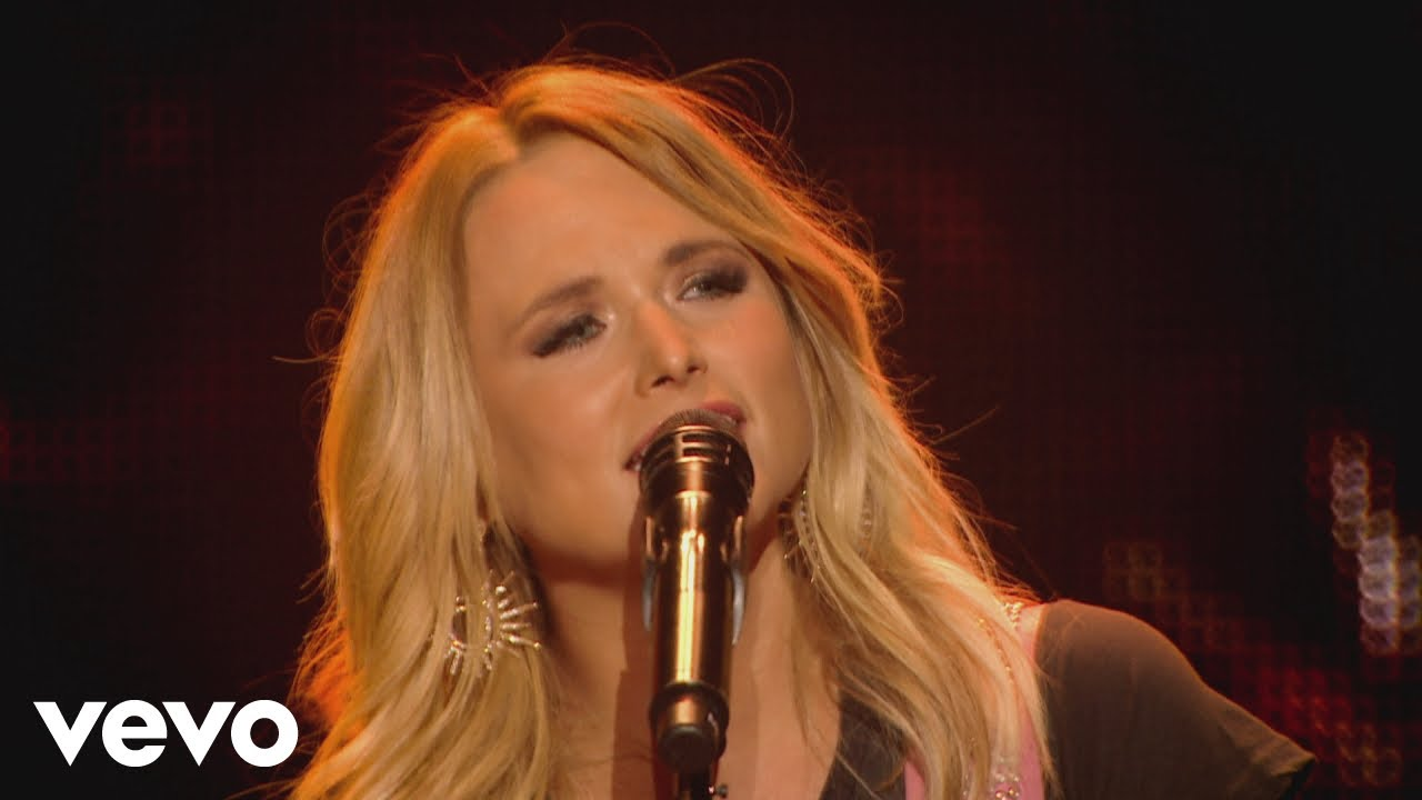 Date for Miranda Lambert Tour Razorgator in Noblesville IN