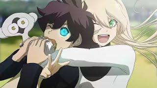 แนะนำ Anime สนุกๆ  (Action/Funny/Fantasy/Family) [Kekkai Sensen]