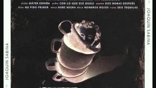 Contrabando - Joaquín Sabina