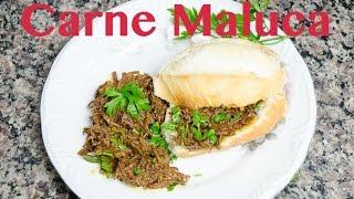 Carne Maluca ou Louca
