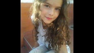 La niña más linda de Colombia