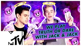 MTV Play Truth Or Dare With Jack & Jack | MTV Music