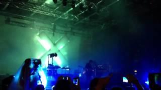 The XX - Intro (Live @Traffik festival Torino)
