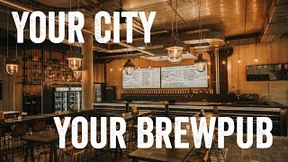 Equity for Punks USA: BrewPubs