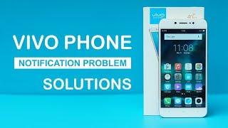 ViVo Notification Problem