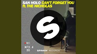 Can't Forget You (ft. The Nicholas)