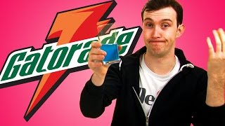 Irish People Taste Test Gatorade