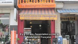 """BlogTV : une """"boulangerie française"""" à Hué"""