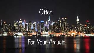 The Weeknd, Kygo - Often (For Your Amusia Edit) - For Your Amusia
