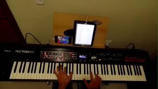 MEU TRIBUTO (COMO AGRADECER) - PIANO BASE