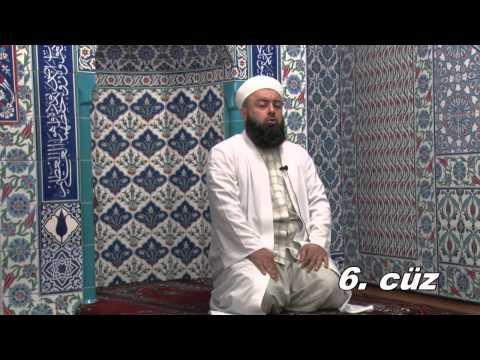 Fatih Medreseleri Masum Bayraktar Hoca Mukabele 6. Cüz