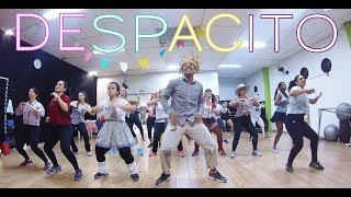 ZUMBA | DESPACITO - Luis Fonsi ft  Daddy Yankee | Prof. Brown Andrade