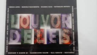 Cd Louvor Deles vol. 1