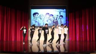 GOT7 - If You Do(니가 하면) Dance Cover by NTUKDP [NTU K-pop Dance Concert 2017]