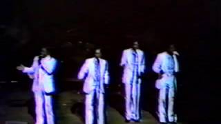 """THE MOONGLOWS """"SECRET LOVE"""" LIVE - 1980"""