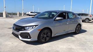 2019 Honda Civic Hatchback Homestead, Miami, Kendall, Hialeah, South Dade, FL 60694