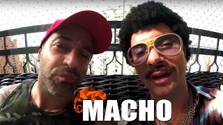MACHO -- SILAS SIMPLESMENTE (MARCO LUQUE) e JORGE (oCRISPEREIRA)