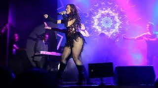2017-07-25 Show Case Aura Cristina Geithner en Casino Life Insurgentes Song III Strong Enough