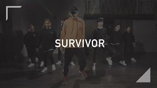Destiny's Child - Survivor || Choreography Yorking