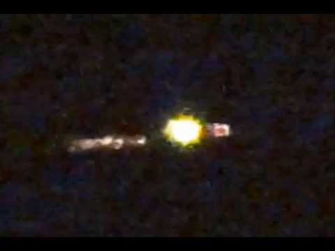 UFO Visits Ukraine October 22, 2012