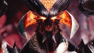 DEVIL MAY CRY 5 - Dante Sin Devil Trigger Scene