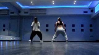 j-status ft rihanna- roll it dance routine