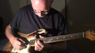 Rock Me Baby. (BB King cover)
