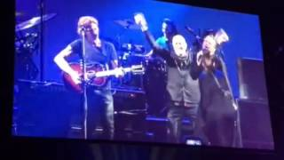 Sting and Peter Gabriel Tour 10
