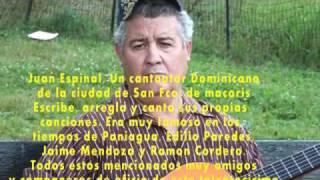 Juan Espinal, El Maiz.wmv