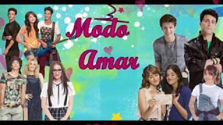 Soy Luna 3 - Letra Modo Amar