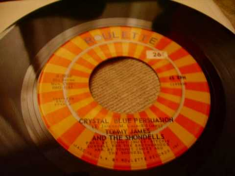 Tommy James The Shondells Crystal Blue Persuasionwmv Chords