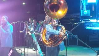 Tumba la Caña - Banda Caña Verde en vivo