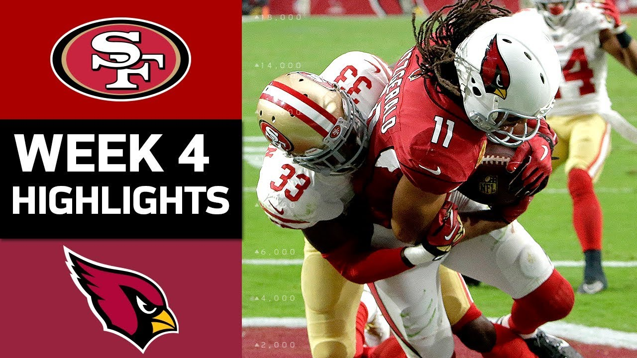 Discount Arizona Cardinals At San Francisco 49ers Preseason Tickets 2018