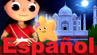 Estrellita, ¿dónde estás? | Parte 3 - India | Canciones infantiles | LittleBabyBum