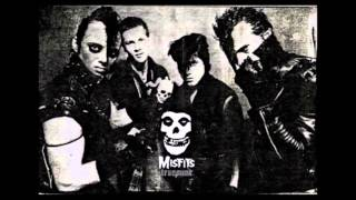Misfits - Dig up her bones - only drums