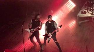 Bullet For My Valentine - Raising Hell SOLO LIVE