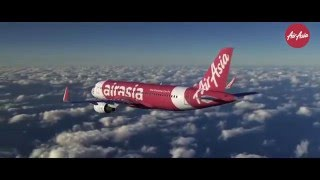 AirAsia Love is ALWAYS in the air