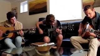 Live In The Living Room: Ol' Strap - The Kooks cover