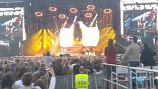 Guns n' Roses, Lisboa 2 de junho 2017. It's So Easy.