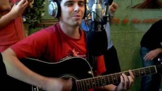 Gabriel Silva cantando Rey Biannchi - Red Bull Ça