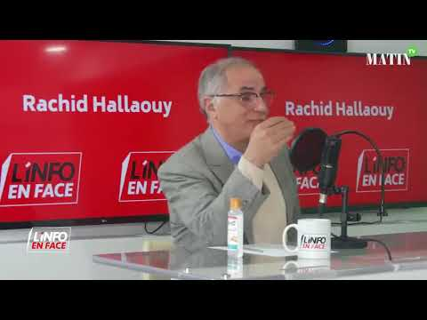 Video : L'Info en Face avec Pr Said Moutawakil