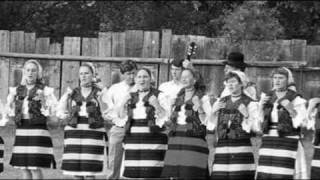 Jocu-n sus / Maramures dance